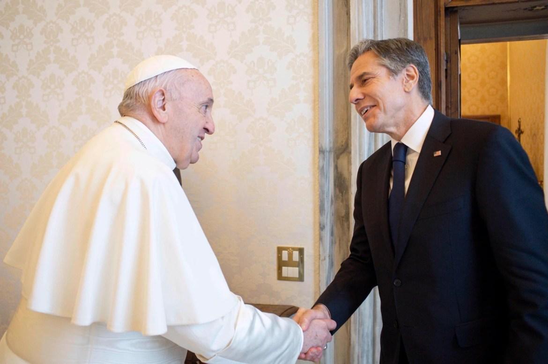 Secretario de Estado de EEUU y Papa Francisco abordan crisis humanitaria en Venezuela (Detalles)