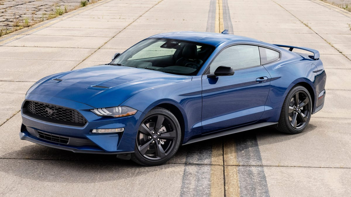 Ford Has A New Mustang Trim For 2022 To Separate You From Your Money