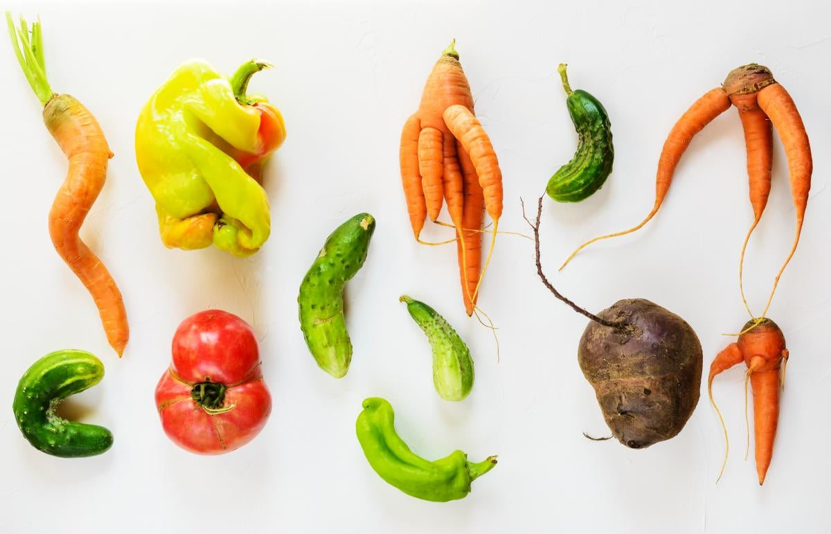 """Don't Fear the """"Ugly"""" Produce!"""