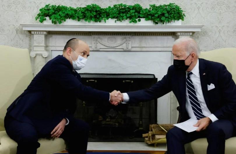 Biden : Si la diplomatie échoue avec l'Iran, nous avons d'autres options