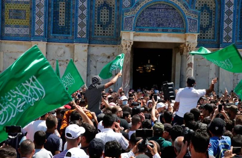 Qu'est-ce que le Hamas tente de réaliser en combattant Israël?  - Analyse