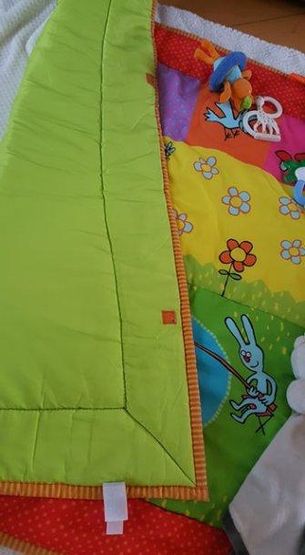 tapis d eveil avec arche