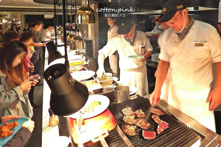 20190509211512 62 - 熱血採訪│漢來海港自助餐廳吃到飽回來囉!一開幕人潮大爆滿,沒先預約會排到哭