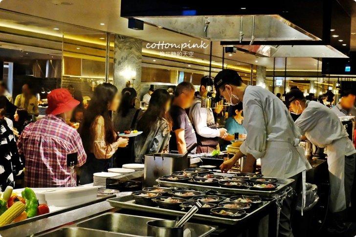 20190509211523 38 - 熱血採訪│漢來海港自助餐廳吃到飽回來囉!一開幕人潮大爆滿,沒先預約會排到哭