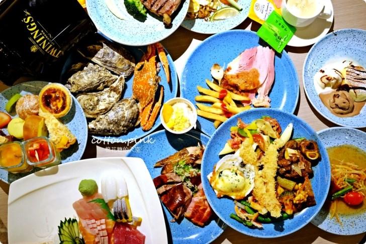 20190509211602 9 - 熱血採訪│漢來海港自助餐廳吃到飽回來囉!一開幕人潮大爆滿,沒先預約會排到哭