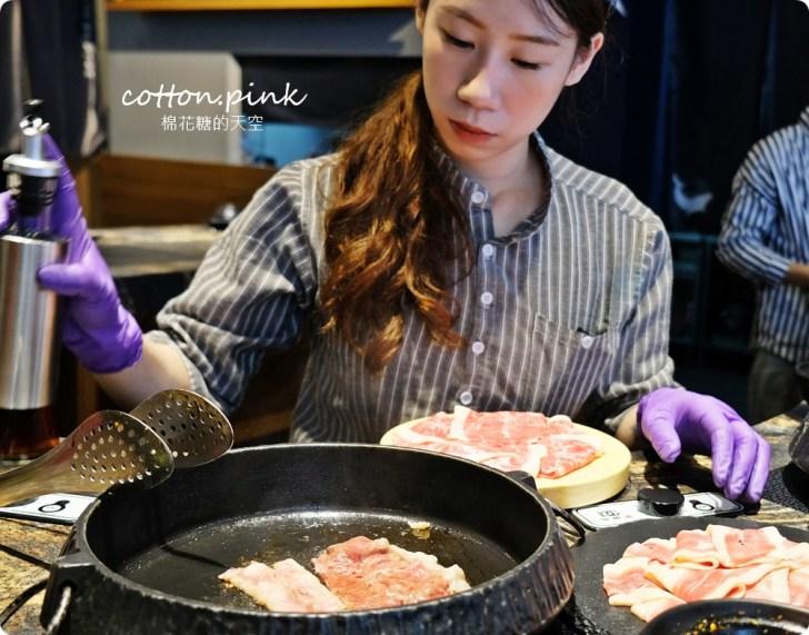 20190814004741 29 - 熱血採訪|京燒渦物一鍋兩吃,關西風壽喜燒乾煎肉片太好吃啦!