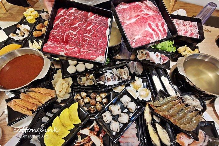20191129130416 61 - 熱血採訪│台中火鍋吃到飽,這家超過七十種食材任你吃,海鮮就超過20種的漂亮火鍋