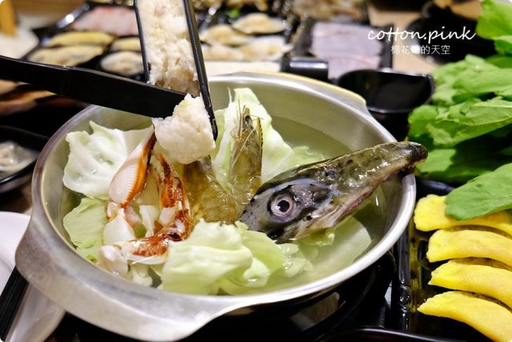 20191129130633 31 - 熱血採訪│台中火鍋吃到飽,這家超過七十種食材任你吃,海鮮就超過20種的漂亮火鍋