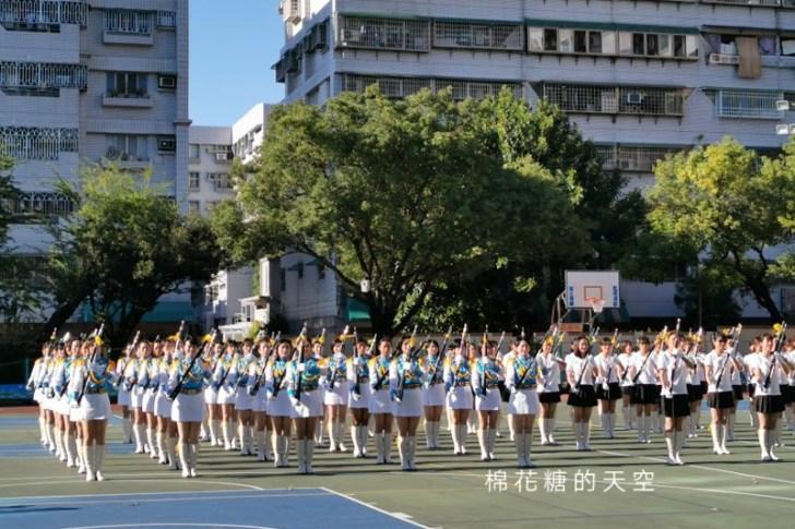 20191210213602 73 - 台中女中百年校慶就是這週末!超過300位儀隊隊員回娘家演出~