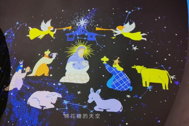 20191218164247 18 - 一年一度台中聖誕夢幻光影秀只有這裡有!中西合併超有氣氛!