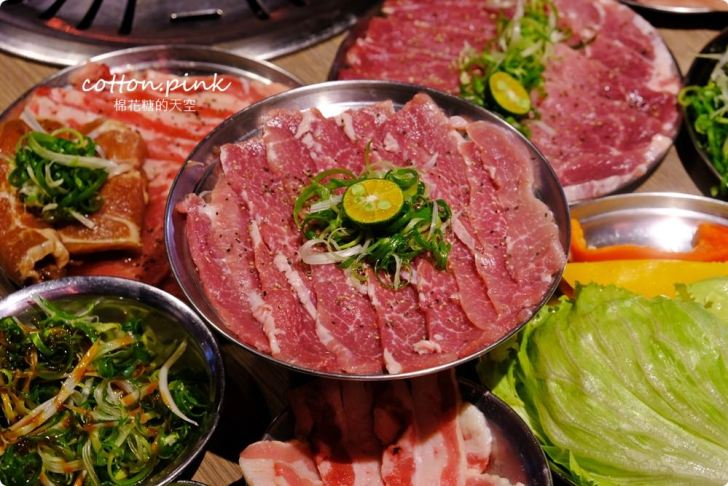 20191224003116 49 - 熱血採訪|台中公益路唯一韓式燒肉吃到飽!五花肉.KR mini韓國烤肉BBQ台中只有這一家~