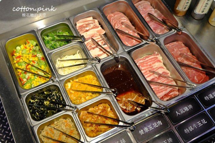 20191224003203 36 - 熱血採訪|台中公益路唯一韓式燒肉吃到飽!五花肉.KR mini韓國烤肉BBQ台中只有這一家~