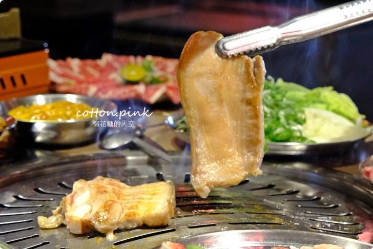 20191224003238 92 - 熱血採訪|台中公益路唯一韓式燒肉吃到飽!五花肉.KR mini韓國烤肉BBQ台中只有這一家~