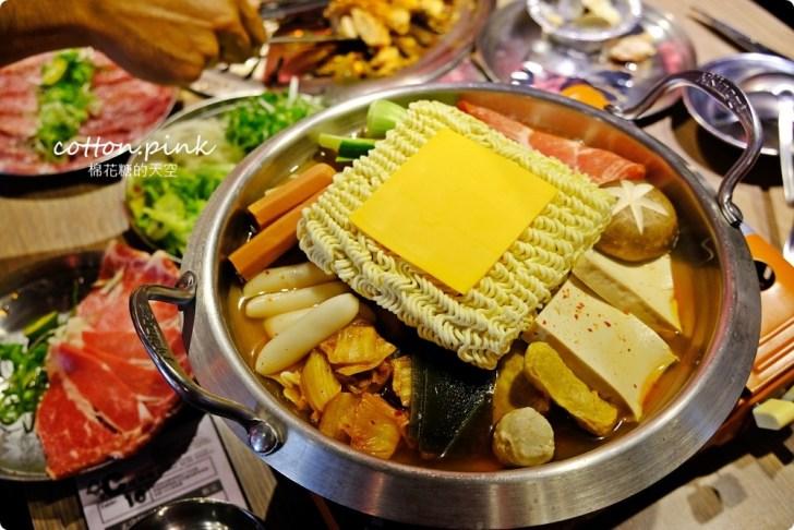 20191224003251 83 - 熱血採訪|台中公益路唯一韓式燒肉吃到飽!五花肉.KR mini韓國烤肉BBQ台中只有這一家~