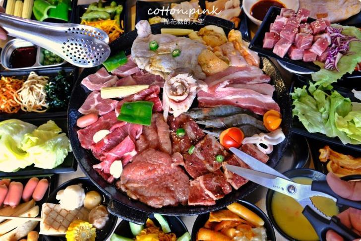 20200106161928 10 - 熱血採訪│肉鮮生MR.M.EAT台中韓式烤肉吃到飽來囉!肉品種類多,滿滿人潮排到門口