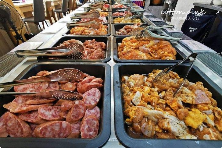 20200106161930 80 - 熱血採訪│肉鮮生MR.M.EAT台中韓式烤肉吃到飽來囉!肉品種類多,滿滿人潮排到門口