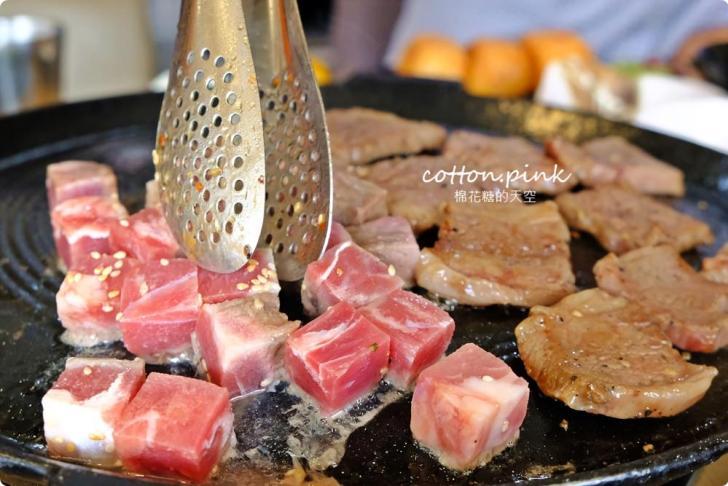 20200106162009 80 - 熱血採訪│肉鮮生MR.M.EAT台中韓式烤肉吃到飽來囉!肉品種類多,滿滿人潮排到門口