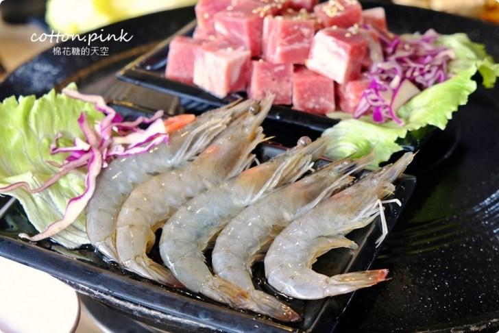 20200106162010 58 - 熱血採訪│肉鮮生MR.M.EAT台中韓式烤肉吃到飽來囉!肉品種類多,滿滿人潮排到門口