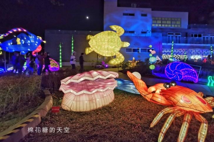 20200210160445 23 - 台灣燈會后里馬場燈區每晚都有高空特技表演~免費入場超好看!