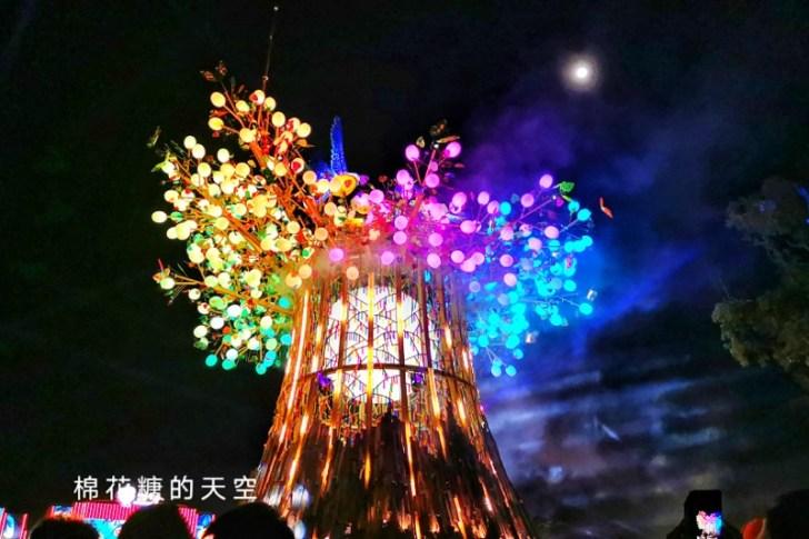 20200211214307 99 - 台灣燈會必看表演-全球首演森林機械巨蟲秀,台灣限定一天只有三場