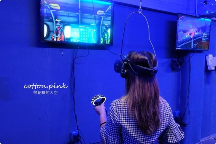 20200306234840 94 - 熱血採訪│台中少見VR實境體驗館,超過60款熱門遊戲!前後通風,所有設備皆用酒精消毒