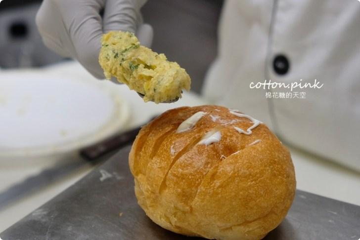 20200314162722 80 - 熱血採訪│韓國最夯的蒜蒜包!巴蕾麵包改良過,鹹甜鹹甜牽絲更好吃