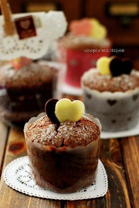 チョコレート♥♥マフィン