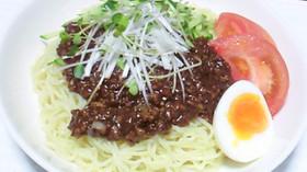 簡単♪ジャージャー麺