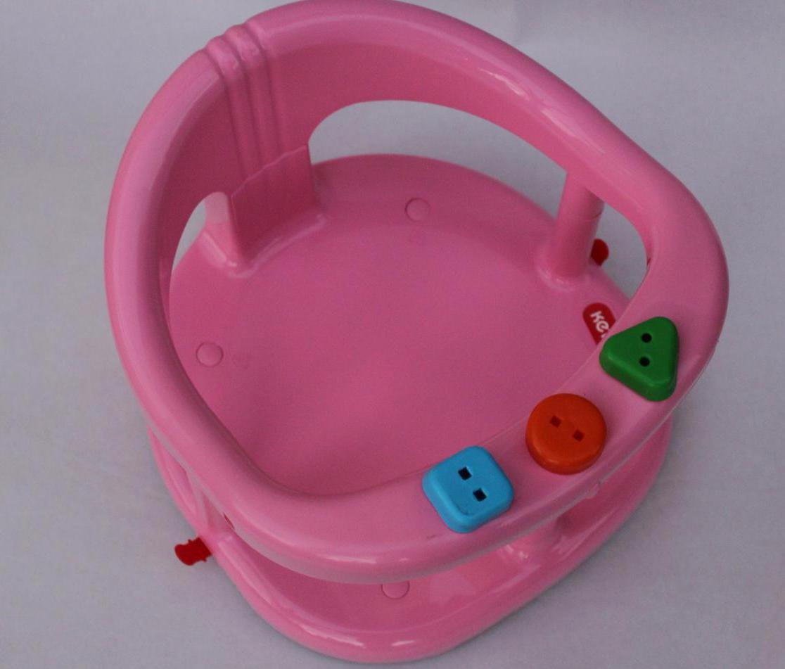 Baby Bath Seat Ring Green Pink Blue New By KETER Tub Tracking EBay