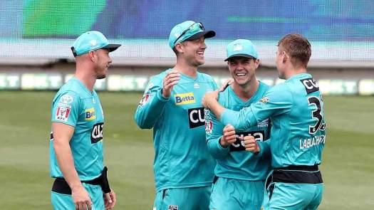 'Allrounder' Labuschagne Helps Brisbane Heat Beat Perth ...