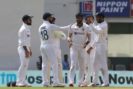 1st Test: England Score 67 In The First Session, India ...