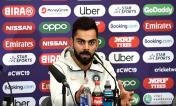 Cricket Image for Virat Kohli Says We Play The Game To Win Not For It To Last Five Days