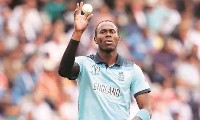 Jofra Archer likely to miss t20 series against India
