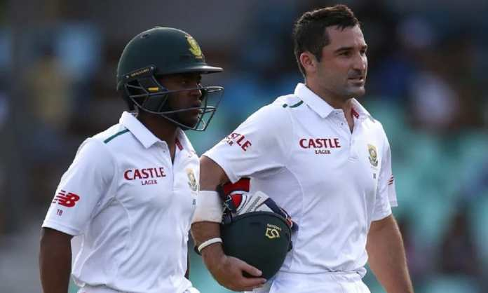 South Africa name Dean Elgar Test captain and Temba Bavuma ODI and T20I captain