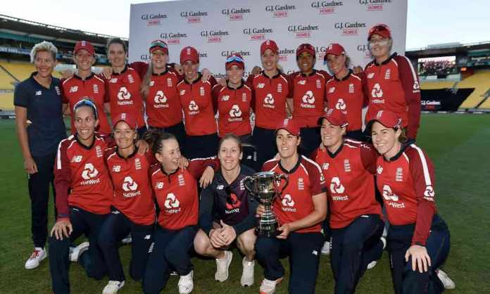 Cricket Image for England Beat New Zealand By 32 Runs With Maddys Excellent Bowling