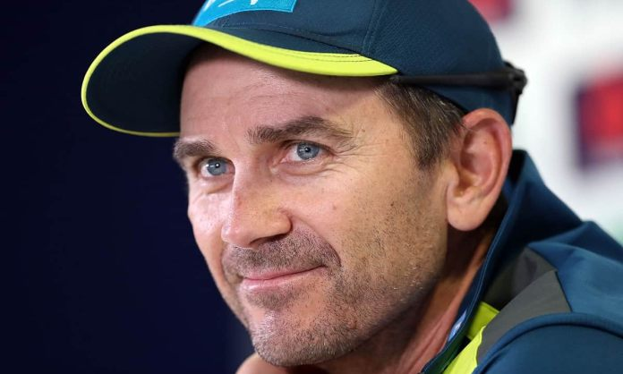 Cricket Image for Justin Langer Said Australia Cricket Team Was Out From The Wtc Finals Because Of S