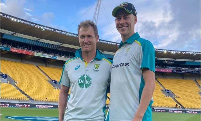 Cricket Image for VIDEO : आईपीएल के करोड़पति ने किया ऑस्ट्रेलियाई टी-20 टीम में डेब्यू, पंजाब की टीम