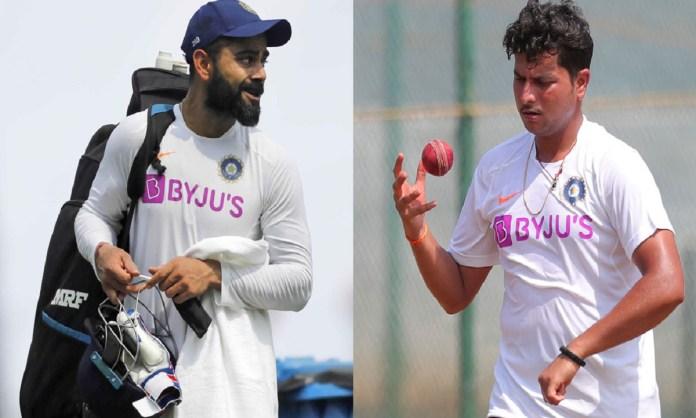 Cricket Image for IND vs ENG: कब खेलेंगे कुलदीप यादव?, विराट कोहली ने सीधे सवाल का दिया घुमाकर जवाब