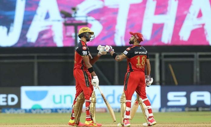 Cricket Image for IPL 2021: राजस्थान पर बैंगलोर ने हासिल की 10 विकेट से ऐतिहासिक जीत, पडीकल और कोहली