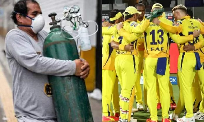 Man carries oxygen on flight for his ailing father, CSK member picks it up by mistake at the airport