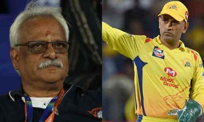 Cricket Image for क्या आईपीएल 2021 में चेन्नई के लिए आखिरी बार दिखेंगे धोनी ? सीएसके के CEO ने दिय