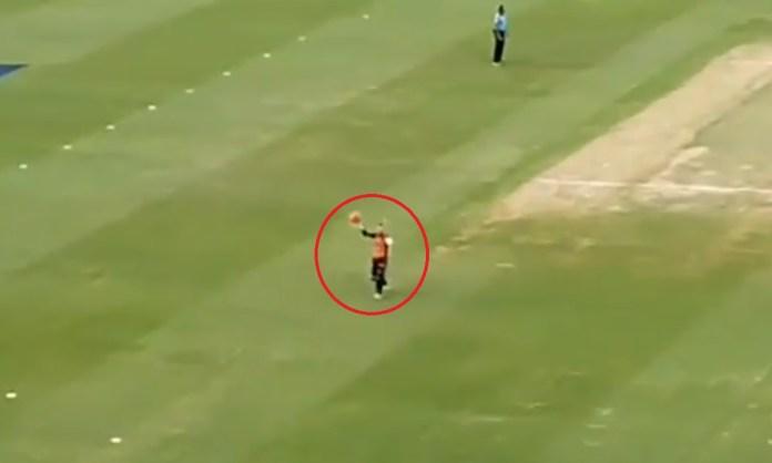 Cricket Image for IPL 2021: 'वॉर्नर वॉर्नर वॉर्नर', कप्तानी छिनने से ठीक पहले डेविड वॉर्नर का छलका थ