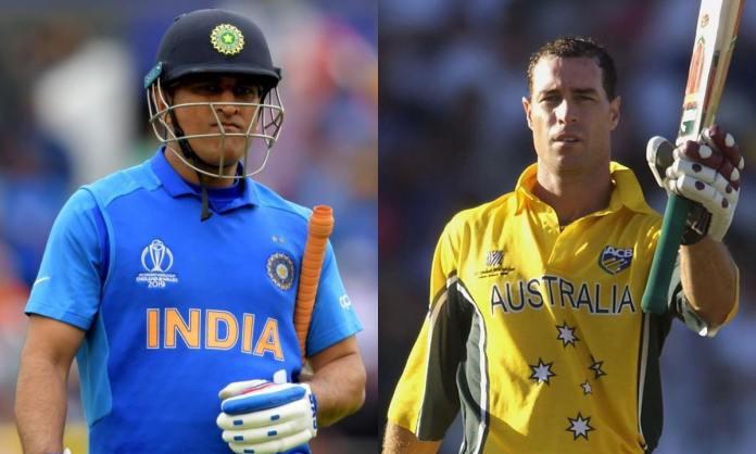 Cricket Image for माइकल बेवन को लेकर ICC ने उड़ाया 'थाला धोनी' का मजाक, भड़के फैंस