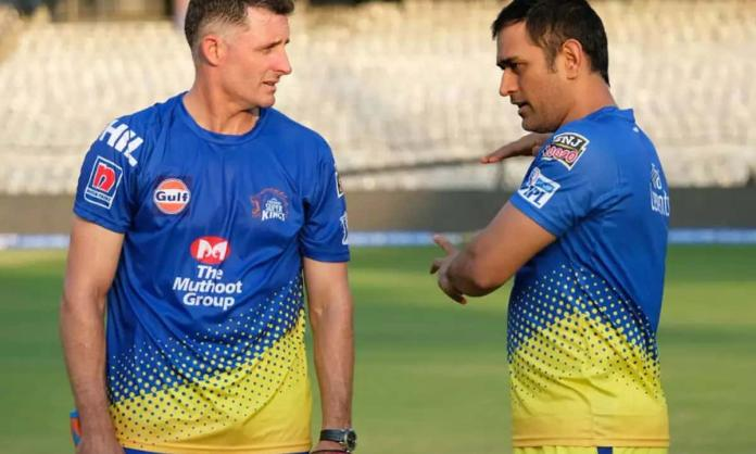 Michale Hussey praises CSK for the hospitality during his covid times