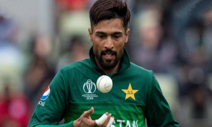 Cricket Image for 'क्या ब्रिटिश नागरिकता हासिल करके IPL खेलना चाहते हो?', मोहम्मद आमिर ने दिया जवाब