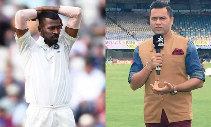 Cricket Image for हार्दिक पांड्या को लेकर आकाश चोपड़ा ने की बड़ी भविष्यवाणी, टेस्ट क्रिकेट में भविष्