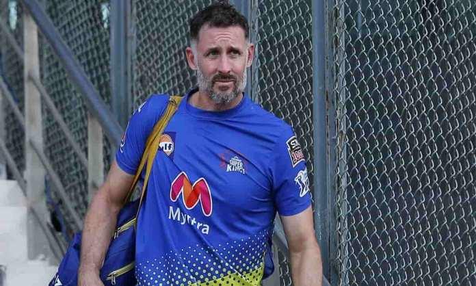 Cricket Image for CSK के बल्लेबाजी कोच माइकल हसी की कोरोना रिपोर्ट आई नेगेटिव, अगले हफ्ते लौट सकते ह