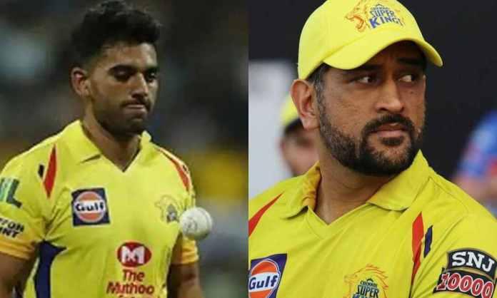 Cricket Image for WATCH : दीपक चाहर ने धोनी की बात मानने से किया इनकार, हिटमैन के खिलाफ बाद में भुग