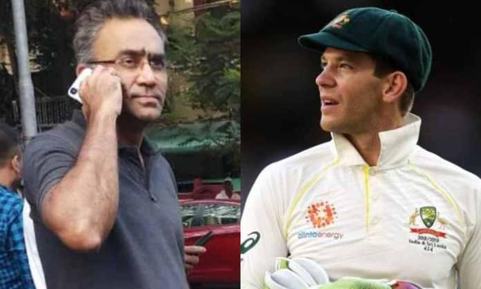 Cricket Image for टिम पेन पर जमकर भड़के सबा करीम, कहा- 'ये हरकत सिर्फ बचकाना नहीं बल्कि मूर्खों वाली