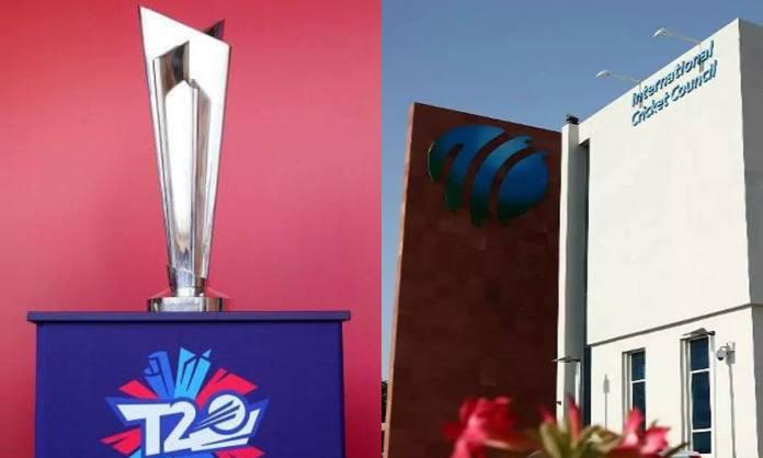 Cricket Image for टी-20 वर्ल्ड कप में टीमों की संख्या पर बड़ा फैसला ले सकता है ICC, 16 के मुकाबले इत